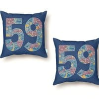 59 National Parks - throw-pillow - small view