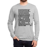 I Want To Be Friends - mens-long-sleeve-tee - small view