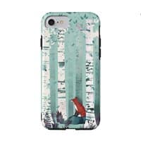 The Birches - double-duty-phone-case - small view