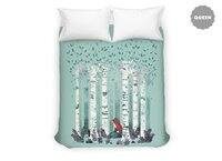 The Birches - duvet-cover - small view