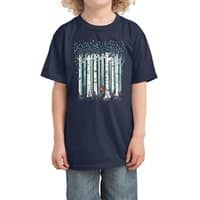 The Birches - kids-tee - small view