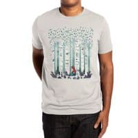 The Birches - mens-extra-soft-tee - small view