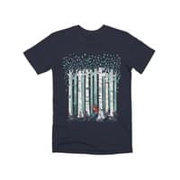 The Birches - mens-premium-tee - small view