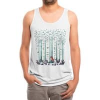 The Birches - mens-triblend-tank - small view