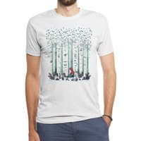 The Birches - mens-triblend-tee - small view