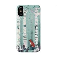 The Birches - perfect-fit-phone-case - small view