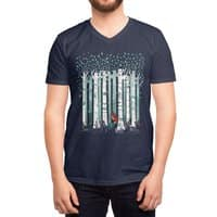 The Birches - vneck - small view