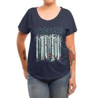 The Birches - womens-dolman - small view
