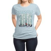 The Birches - womens-regular-tee - small view
