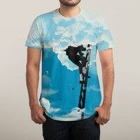 Up There - mens-sublimated-tee - small view