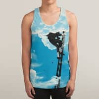 Up There - sublimated-tank - small view
