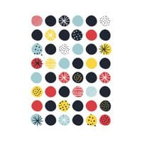Funky Polka Dots - small view