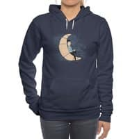 Ze Croissant Moon - hoody - small view