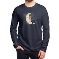 Ze Croissant Moon - mens-long-sleeve-tee - small view
