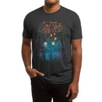 Hope in the Sky - mens-triblend-tee - small view