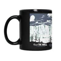 Visit the Wall - black-mug - small view