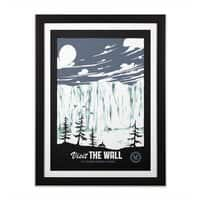 Visit the Wall - black-vertical-framed-print - small view