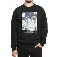 Visit the Wall - crew-sweatshirt - small view