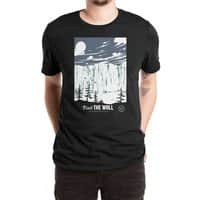 Visit the Wall - mens-extra-soft-tee - small view