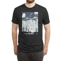 Visit the Wall - mens-triblend-tee - small view