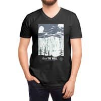 Visit the Wall - vneck - small view