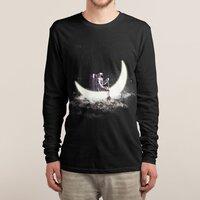 Moon Sailing - mens-long-sleeve-tee - small view