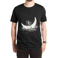 Moon Sailing - mens-extra-soft-tee - small view