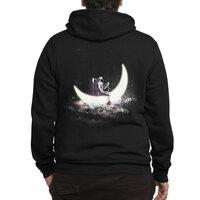 Moon Sailing - zipup - small view