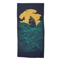 High Seas - beach-towel - small view