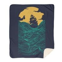 High Seas - blanket - small view