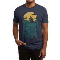 High Seas - mens-triblend-tee - small view