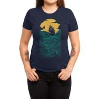 High Seas - womens-triblend-tee - small view