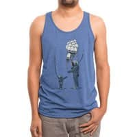 JellyBalloons - mens-triblend-tank - small view