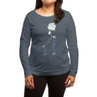 JellyBalloons - womens-long-sleeve-terry-scoop - small view