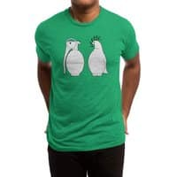 Peace and Hate. Can You Tell The Difference? - mens-triblend-tee - small view