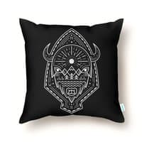 O Beautiful  - throw-pillow - small view