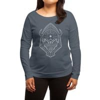 O Beautiful  - womens-long-sleeve-terry-scoop - small view