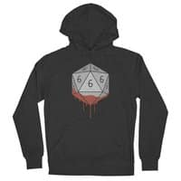 Dicing with The Devil - unisex-lightweight-pullover-hoody - small view