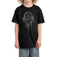 Bad-Dreamcatcher - kids-tee - small view