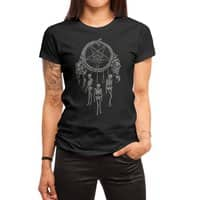 Bad-Dreamcatcher - womens-regular-tee - small view