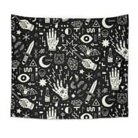 Witchcraft - indoor-wall-tapestry - small view