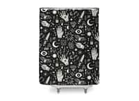 Witchcraft - shower-curtain - small view