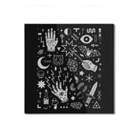 Witchcraft - square-mounted-aluminum-print - small view