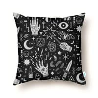 Witchcraft - throw-pillow - small view