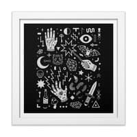 Witchcraft - white-square-framed-print - small view