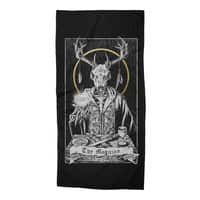 The Magician - beach-towel - small view