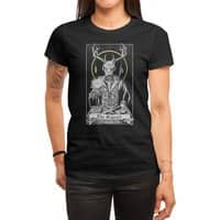 The Magician - womens-regular-tee - small view