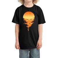 Sunset 6 - kids-tee - small view