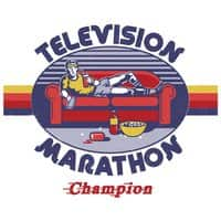 Television Marathon Champion - small view