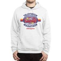 Television Marathon Champion - hoody - small view